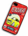 KOOLART PETROLHEAD SPEED SHOP Ford Escort Mk1 Mexico Case For iPhone 4 4s YELLOW